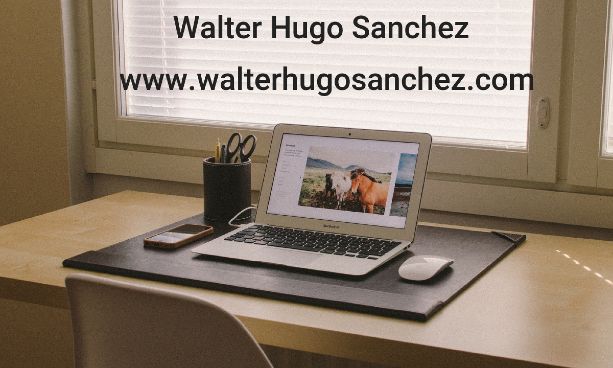 Walter Hugo Sanchez